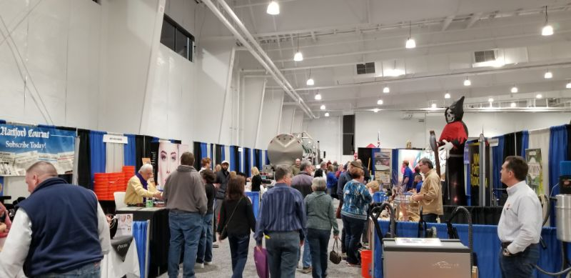 HappyNest Exhibits at Southeastern Connecticut Home and Garden Show Expo