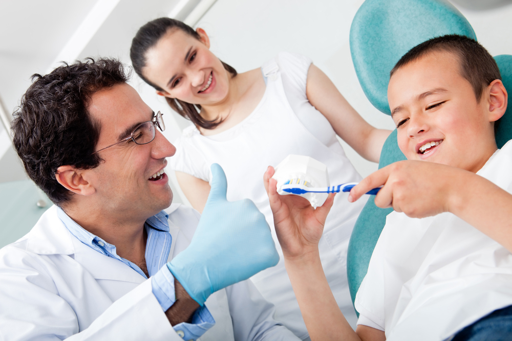 Light Commercial Laundry Services for Dentists