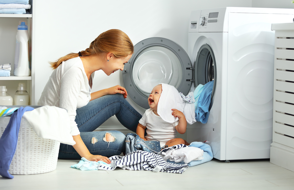 Light Commercial Laundry Services - Day Care Centers