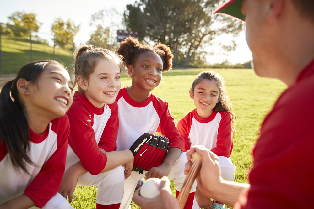 Laundry services for sports team families