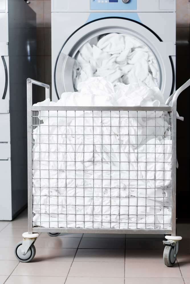 How To Cut Your Airbnb Laundry Time In Half (Seriously)