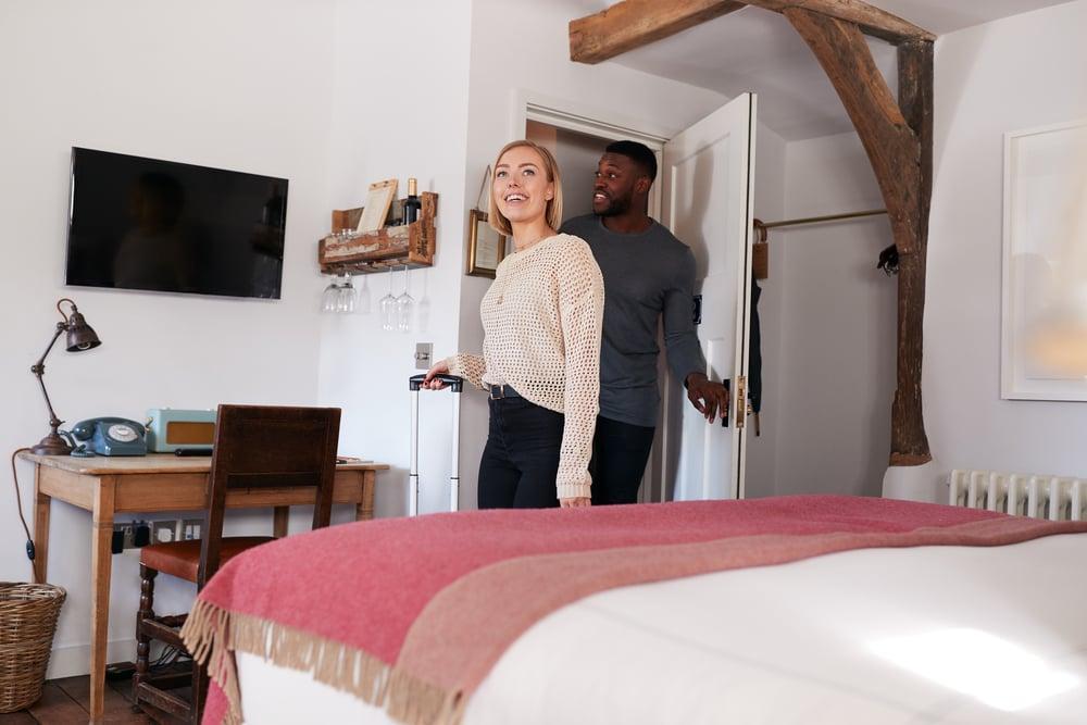 Bed & Breakfast Inns Need Clean Linen Supply