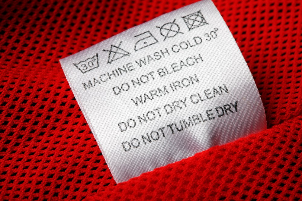 Why It's Important to Read Care Label Instructions
