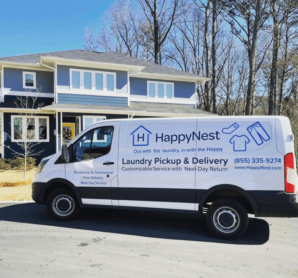 2 HappyNest Laundromat Partners Share Success in Live Webinar