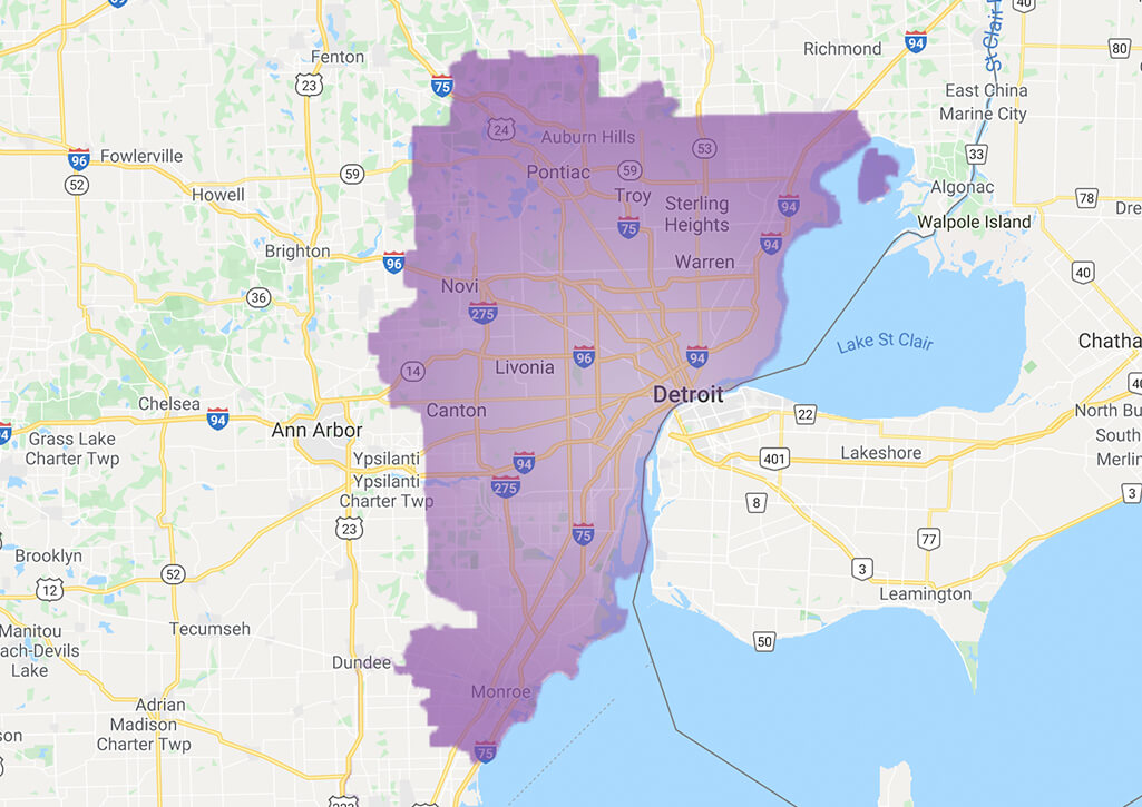 Detroit Location