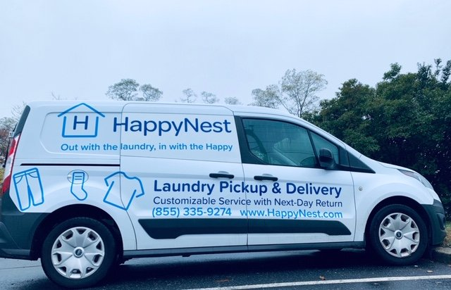 Maximize Customer Reach and ROI with Laundry Pickup and Delivery