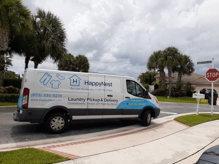Broward County joins the HappyNest Laundry Service Family!
