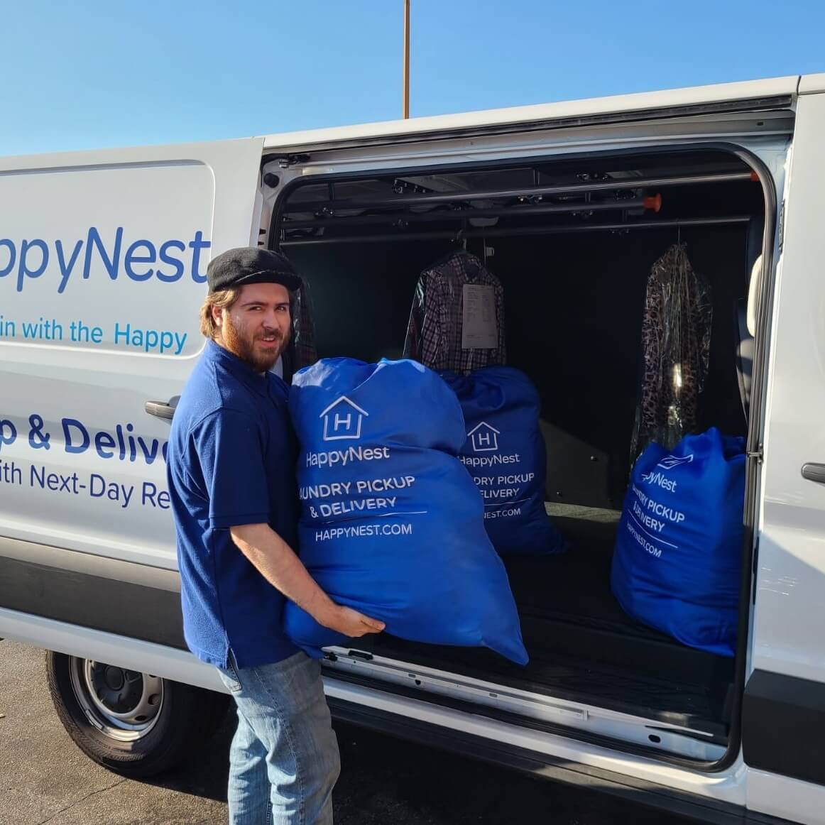 Commercial Laundry Service - Professional Linen Cleaning