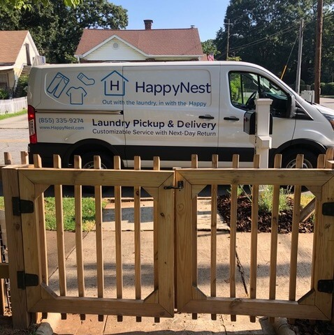 Home of the deep dish pizza has been waiting for a laundry service like HappyNest!