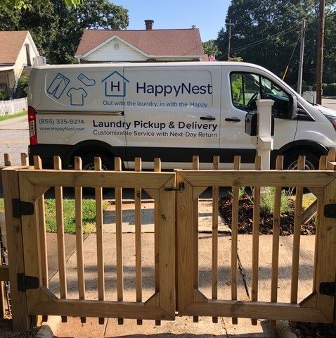 HappyNest Pickup and Delivery Laundry Service Now Available throughout New Jersey with New Partner in Ocean County