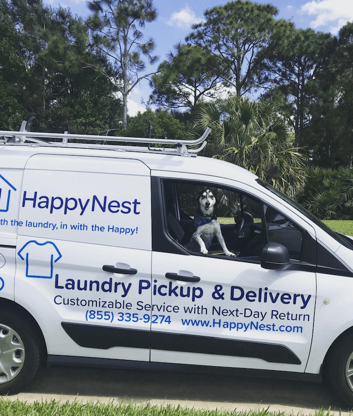 HappyNest Laundry Service is excited to now be in the vibrant city of Miami!