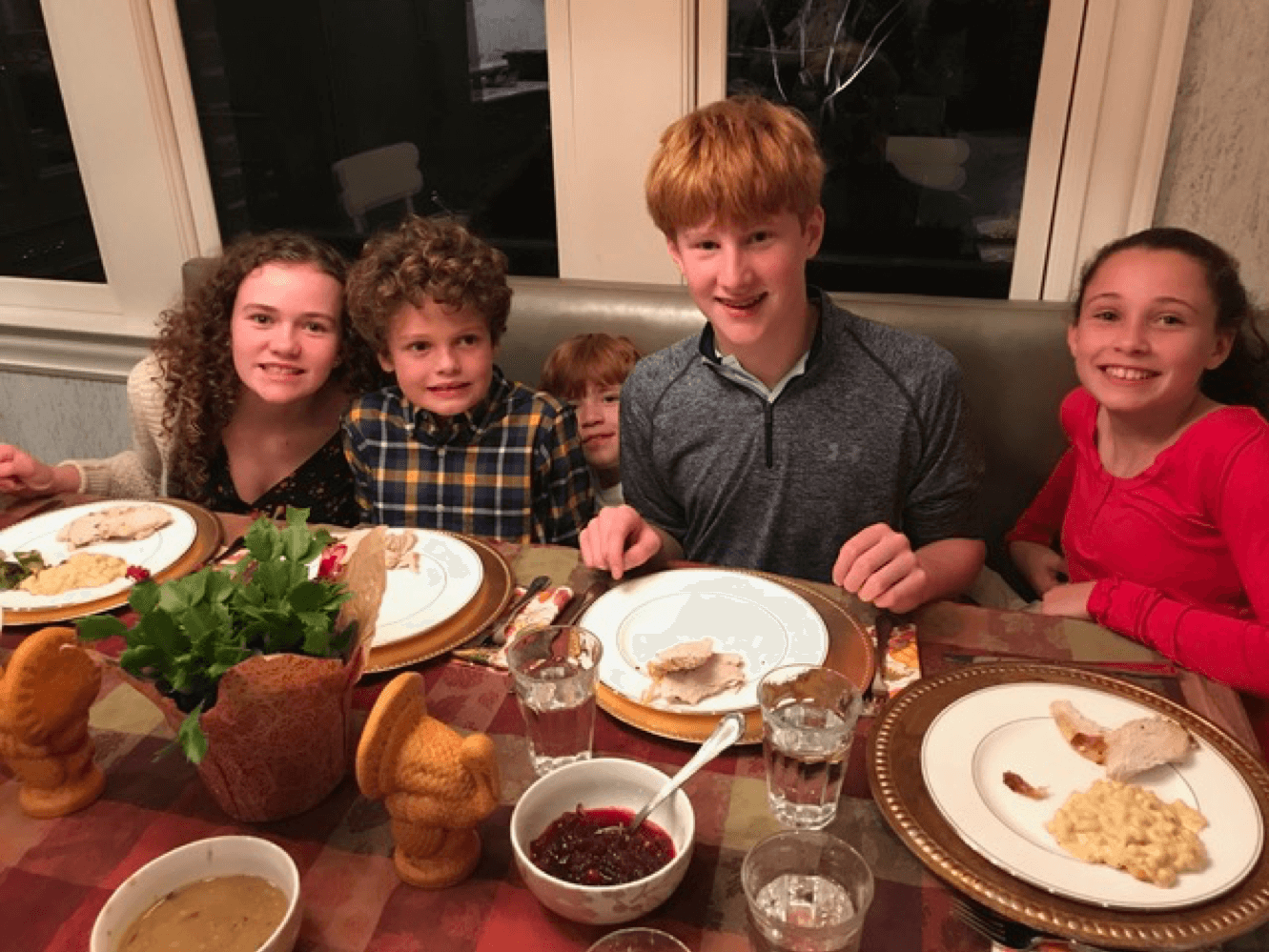 Four Steps to A Happy Thanksgiving