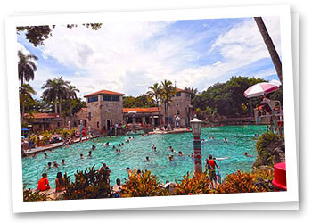 Wade into a Good Time in Coral Gables, Florida