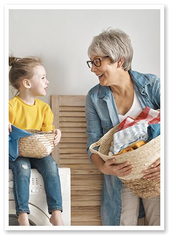 HappyNest provides personal laundry service coast to coast