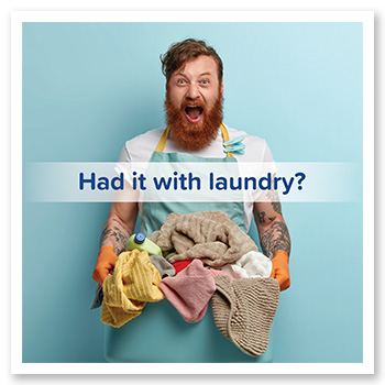 Laundry Pickup and Delivery in Culver City, California